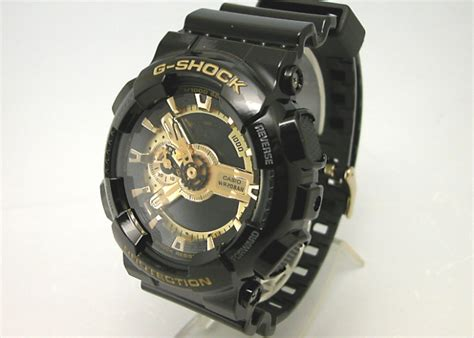 G Shock Ga 110 Gold Series taiyodo jewelry g shock casio 6600 black 215 gold