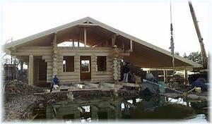 Dokončení chaty