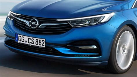 Opel Astra Facelift by 2019 Opel Astra Facelift Should Bring Psa Engines And More