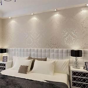 Barato New Luxury Vintage europeia damasco papel de parede ...