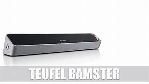 Bluetooth Box Teufel : teufel bamster bluetooth lautsprecher im hands on youtube ~ Eleganceandgraceweddings.com Haus und Dekorationen