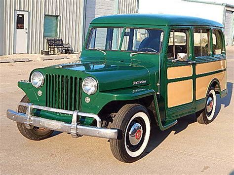 jeep station wagon for sale 1949 willys overland station wagon