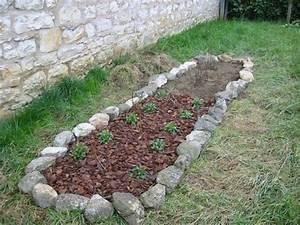 Decoration Jardin Pierre : d coration de jardin en pierre en 31 id es inspirantes ~ Dode.kayakingforconservation.com Idées de Décoration