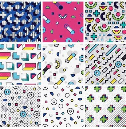 Memphis Patterns Bit Ai Pack