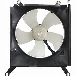 2001 Chevrolet Metro Cooling Fan Assembly