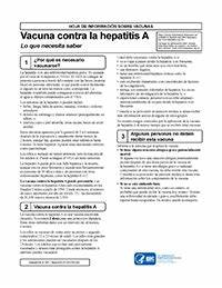Hepatitis A Vac... Hepatitis B Vis