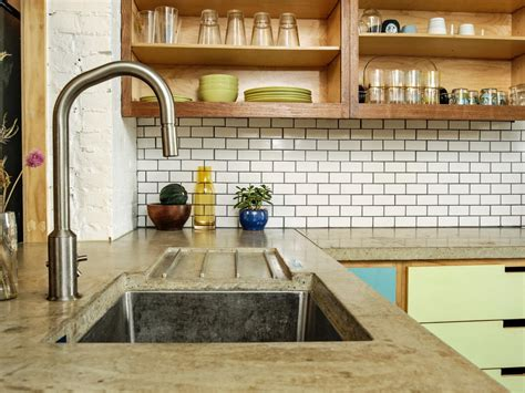 Kitchen Counter Backsplash Ideas by Backsplash Ideas For Granite Countertops Hgtv Pictures