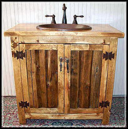 rustic bathroom vanity plans let s decorate rustic bathroom vanity beautifully home