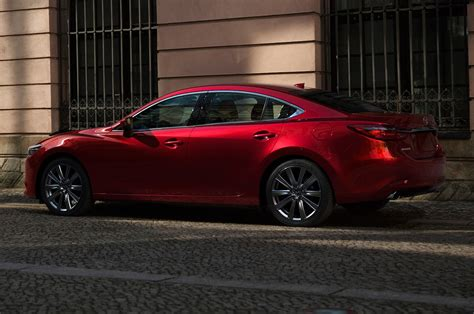 2018 Mazda6 First Look: Mazda's Midsizer Gets A Refresh