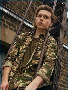 Brooklyn Beckham 2016 Pull & Bear Style Photo Shoot ...