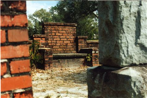 Devils Chair Cassadaga Location by Florida