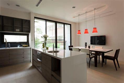 kitchen diner ideas modern kitchen diner interior design ideas