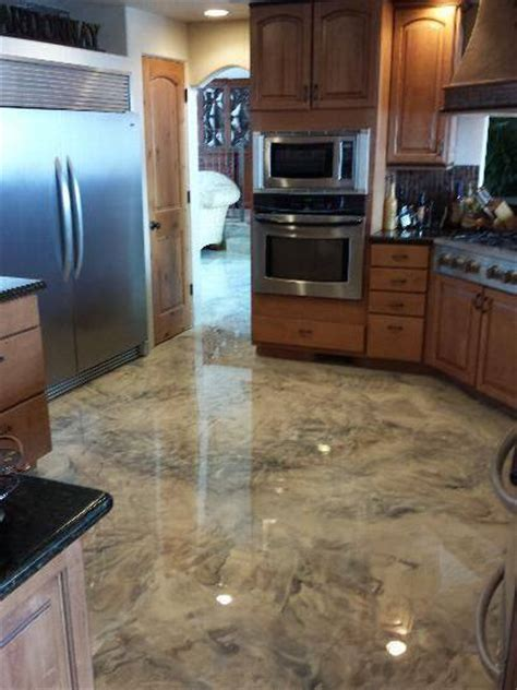 epoxy kitchen floor porcelanato l 237 quido 3d aplique em casa 3586