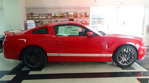 Bob Boland Ford by 2014 Ford Mustang Shelby Gt500 For Sale At Bob Boland Ford