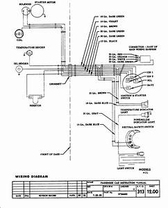 57 Chevy Bel Air Headlight Wiring Diagram