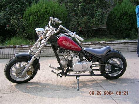 Sell 110cc 4 Stroke Harley Scooter/mini Chopper(id
