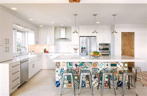 cocinas decoradas  baldosas hidraulicas pisos al