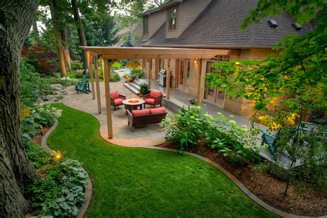 landscape backyard design ideas 50 backyard landscaping ideas to inspire you