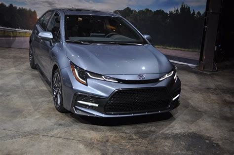 Price Of 2020 Toyota Corolla by 2020 Toyota Corolla Xse Review Specs Price Release Date