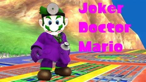joker  mario tex idd  ui super smash bros