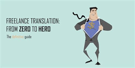 translation to how to become a translator the definitive guide
