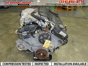 01 02 03 04 Mazda Tribute Engine 3 0l V6 24 Valve Duratec