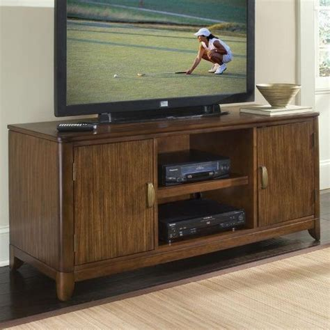 mahogany media stand home styles tv console mahogany finish tv stands 3967