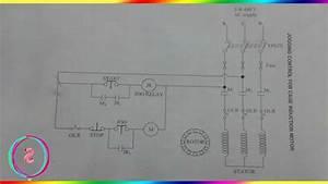 Reverse Forward Starter Jogging Control Circuit Diagram
