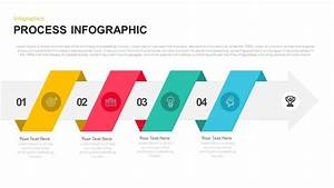 Process Infographic Template For Powerpoint  U0026 Keynote