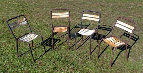 chaises retro emejing table et chaises de jardin vintage gallery