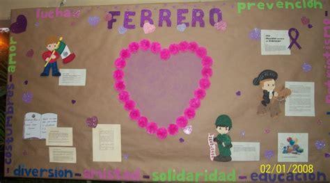 Periodico mural febrero (1) Imagenes Educativas