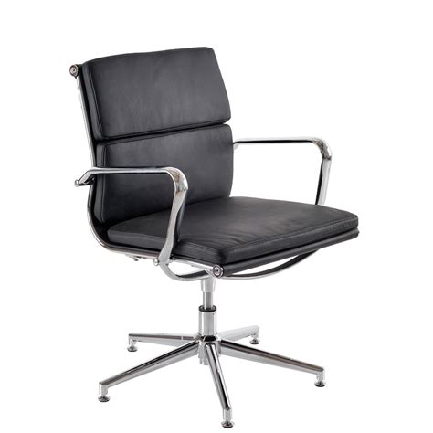 Aria C Ch3 Leather Swivel Chair  Hsi Office Furniture