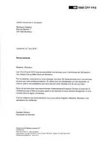 lettre de remerciement mariage lettre remerciement rencontre affaire
