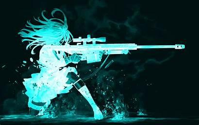 Gun Cool Wallpapers Anime