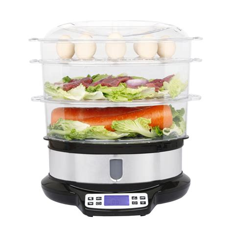 steamer cuisine newest food steamer electric food steamer digital food