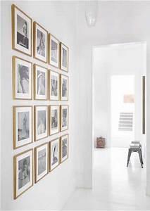 Mur De Photos : diy d co comment accrocher des photos avec style ~ Melissatoandfro.com Idées de Décoration