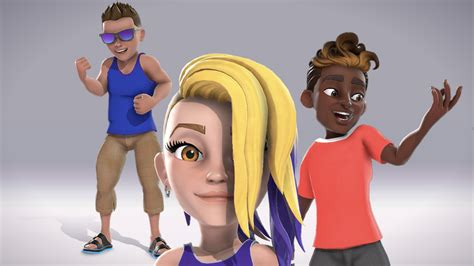 Xbox One October Update Adds New Avatars And Alexa Out