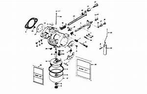 Chrysler 30 Hp  1979  Carburetor Parts
