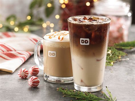 Brace Yourself For Dunkin' Donuts' New Holiday Menu Coffee Meets Bagel Malaysia Company Irish Nedir Rematch Arum Kang Unlimited Beans Question Net Worth 2016
