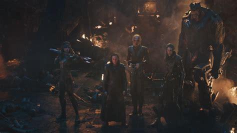 guide  avengers infinity wars black order thanos