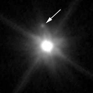 Astronomers Discover Moon Orbiting the Dwarf Planet Makemake