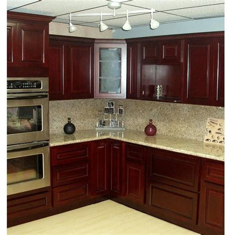 cherry oak cabinets kitchen cherry kitchen cabinets with oak floors decor references 5376