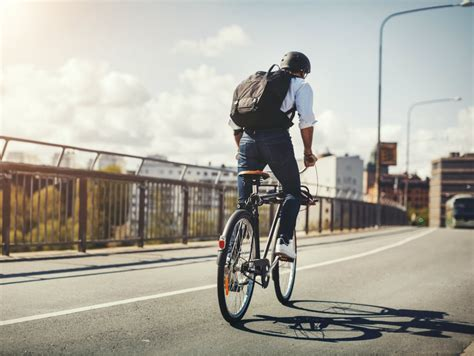 5 Tips For Biking To Work