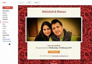 free email invitation cards hospinoiseworksco With free online wedding invitation website india