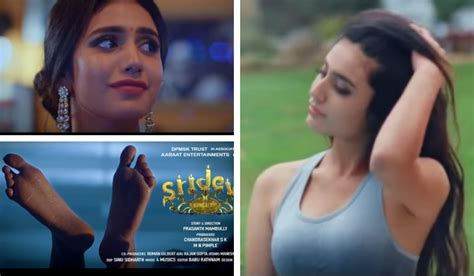 priya prakash varrier first film sridevi bungalow priya varrier s bollywood debut