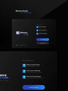 Behance Studio  U2014 Branding Ui  Ux On Behance