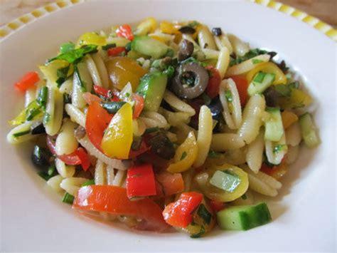 recette salade de pates froides italienne salade de p 226 tes italienne les festins du quotidien