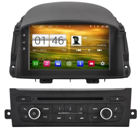 vente siege auto achetez votre autoradio android gps renault koleos écran