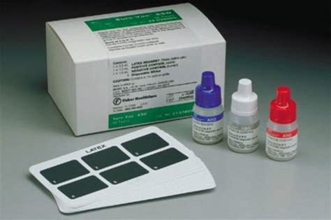 Fisher Healthcare Sure-vue Aso Test Kit