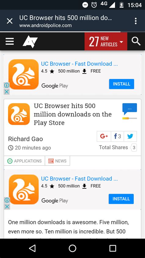 It is designed for an easy and excellent browsing if any disconnection or interruption occurs, uc browser can continue downloading from the breakpoint. Kaios Store Download Uc Browser / Uc Browser Delete From ...